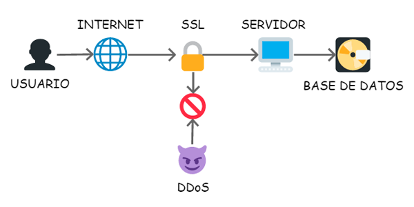 Con base de datos y Certificado SSL