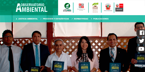Observatorio Ambiental - Web